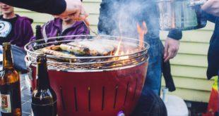 barbecue portatile lotus grill
