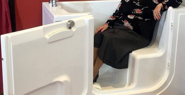 vasche con sportello