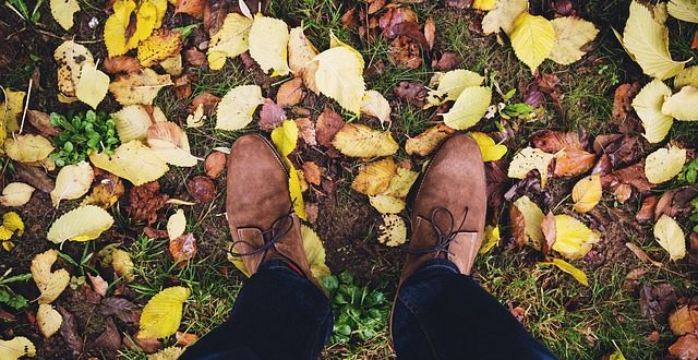 scarpe camoscio