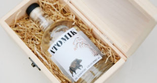 Atomik, la prima vodka di Chernobyl