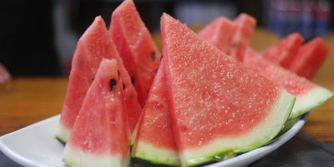 Benefici e proprietà dell'anguria